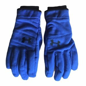 UNDER ARMOUR Storm Boys Gloves - size Med